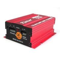Termurah ! Kinter Amplifier Speaker 2 Channel 500W Ampli Spiker