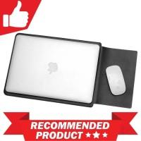 Tas Pria / Leather sleeve Case for Macbook Pro 2016 & Macbook Air