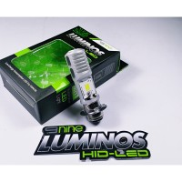 Lampu LED H6 CSP Chips 15Watt PNP 9Nine Luminos
