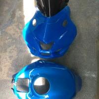 topeng kedok gsx dan kondom tangki gsx r150 model GP TERLARIS EL3