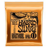 Ernieball Hybrid Slinky Nickel Wound Electric Guitar Strings - 9-46