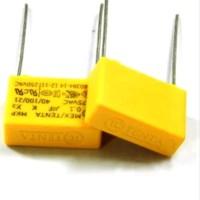 kapasitor MKM MKT MKP 0.1uf275V 104 275V