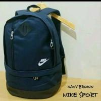 Tas Ransel Nike Backpack Gendong Tas Laptop Murah