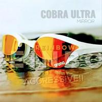 Kacamata Renang Arena Ultra Cobra Mirror AGL-180M