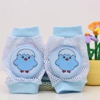 Unik Deker Pelindung Lutut / Sikut Motif Kartun untuk Bayi Merangkak