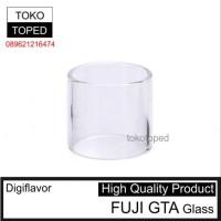 Digiflavor FUJI GTA Replacement Glass - 25mm kaca pengganti