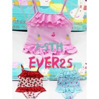 baju renang anak bayi import lucu murah 1-5 tahun swimwear baby - flaminggo, 1-1.5th