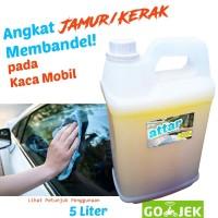 Obat Jamur Kaca - Khusus Mobil Jepang - Penghilang Kerak 5 Liter
