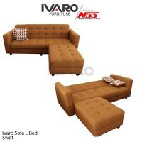 Ivaro Sofa L Bed Swift