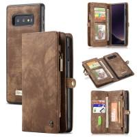 Caseme samsung galaxy S10E Wallet Card Case leather flip cover pouch
