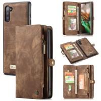 Caseme samsung NOTE 10 Wallet slot Card Case leather flip cover pouch