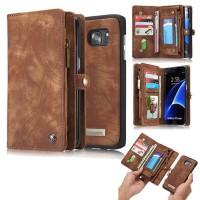 Caseme samsung S7 EDGE Wallet slot Card Case leather flip cover pouch