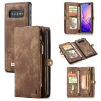 Caseme samsung S10 PLUS Wallet Card Case leather flip cover pouch S10+