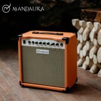 Ampli Gitar & Bass Mandalika Original Orange / Amplifier Gitar Listrik
