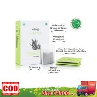 Herbilogy Laxa Tea (isi 20) Detox Melancarkan Pencernaan dan Buang Air
