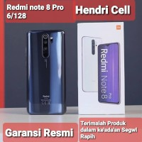 HP XIAOMI REDMI NOTE 8 PRO 6/128 GB GARANSI RESMI (6/128GB) NEW