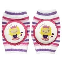 Lucky baby -LB 8296 Knee Guard Socks - Princess