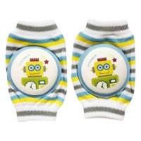 Lucky baby LB 8494 - Knee guard sock - robot