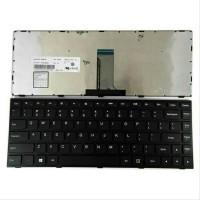 Keyboard Lenovo Ideapad 300 300-14IBR 300-14ISK - Black