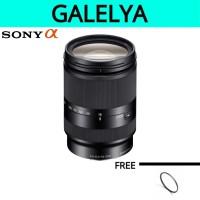 Lensa Mirrorless Sony E-Mount 18-200mm f/3.5-6.3 OSS LE Lens