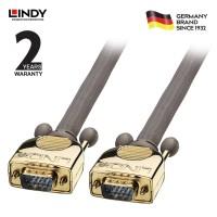 LINDY #37822 5m Gold VGA Monitor Cable