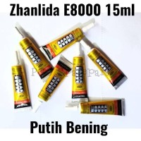 Lem LCD Touchscreen Backdoor Original Zhan Li Da E8000 15ml Wrn Bening