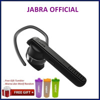 Jabra Talk 45 Bluetooth Headset for High Definition Hands Free Calls - Hitam