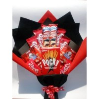 Bouquet Snack | Buket Snack Wisuda