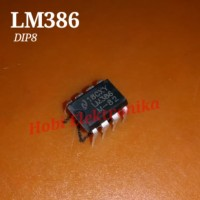 IC LM386 Low Voltage Audio Power Amplifier DIP8