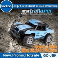 JJRC Q67 RC Car1:20 Galloper off-road Car 2.4G Short Course Racing 4WD