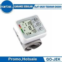 TENSIMETER Alat Ukur Tekanan Darah Blood Pressure Monitor