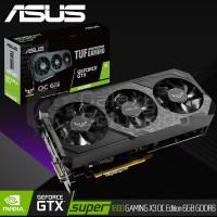 ASUS TUF GAMING X3 GeForce GTX 1660 SUPER OC Edition 6GB GDDR6