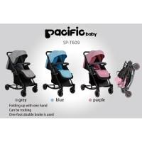 Pasific T609 Baby Stroller [Kereta Dorong Bayi] Lipat - Random
