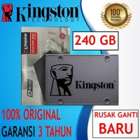 SSD KINGSTON V400 240GB SATA3 SOLID STATE DISK ORIGINAL BARU SSD 2.5