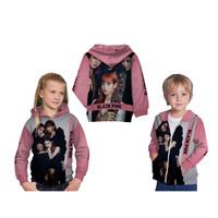 Jaket sweater Anak BLACK PINK 05 Custom Fullprint