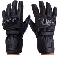 Sarung Tangan Kulit Asli Garut | Leather Gloves With Protector