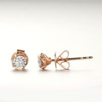 Anting Berlian IM906876 Swan Jewellery
