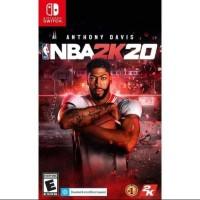 NBA 2K20 / NBA 20 / Game Switch Game Nintendo Switch