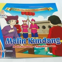 Buku Cerita Malin Kundang / Buku Anak Seri Cerita Rakyat