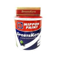 Cat Lapangan Olahraga Nippon Sportskote Cat Lapangan Tenis Cat jalan