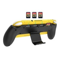 Nintendo Switch Lite Dobe Console Grip With Game Card Case TNS-19122
