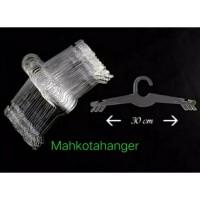 Hanger BH Dan Celana Dalam Bening | Gantungan Serbaguna 12pcs (1lusin)