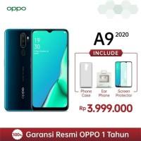 OPPO A9 2020 8GB/256GB GARANSI RESMI