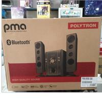 POLYTRON PMA - 9506 SPEAKER ACTIVE 2 .1 USB BLUETOOTH (Khusus Bandung)