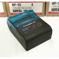 Printer Thermal Bluetooth Mobile Iware MP-58A