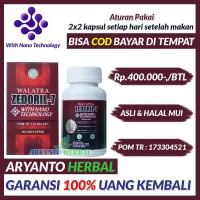 Obat kanker paru - paru - Obat herbal paru paru basah -Walatra Zedoril