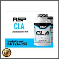 Suplemen Fitness RSP CLA 180 Soft Gels Fat Burner XTT104838