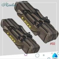 HOT Tas Penyimpanan Tongkat Pancing Portabel 3 Lapis Untuk Memancing
