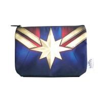 Promo Captain Marvel Pouch Captain Marvel - Design 1 Terlaris