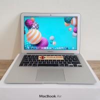 Macbook Air 13 MQD42 2017 Core i5 Ram 8 GB SSD 256 GB Like New Fullset